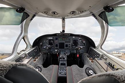 Cabina aeronave Initium