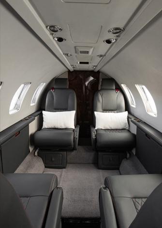 Cessna citation Ultra cabina media/baja 2
