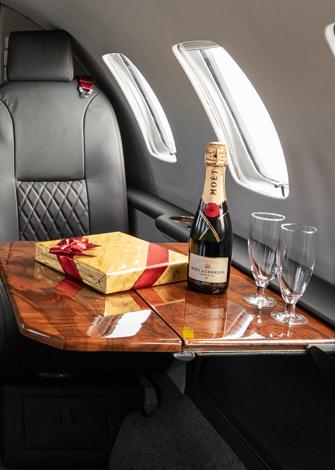 Cessna citation Ultra cabina media/baja 4