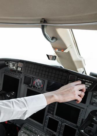 Cessna Citation XLS Cabina media 3